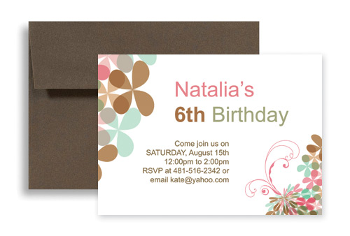 Simple but elegant gate fold wedding invitation with gold ribbon ewri