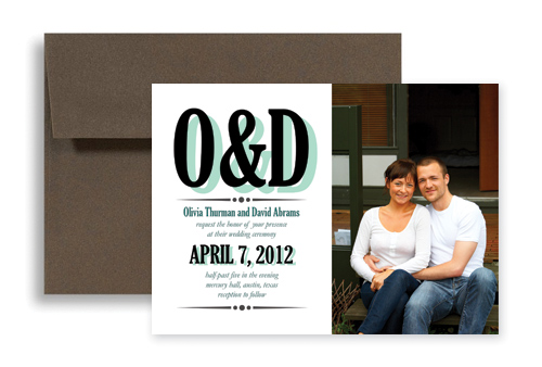 Traditional Country Wedding Invitation Templates 7x5 In Horizontal
